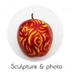 sculpture et photo